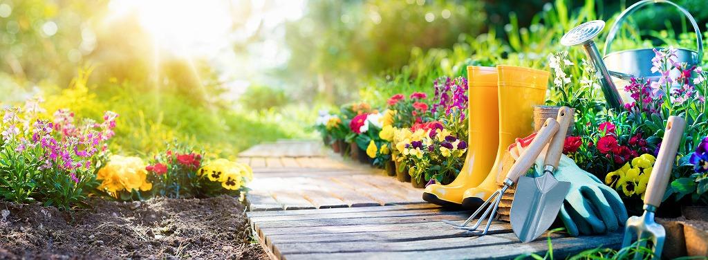 エクステリア・外構工事でお庭を広くしよう!
